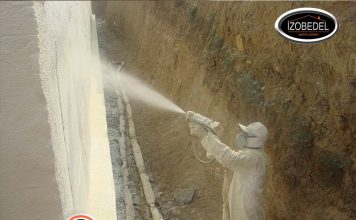 Perde Su Yalıtımı